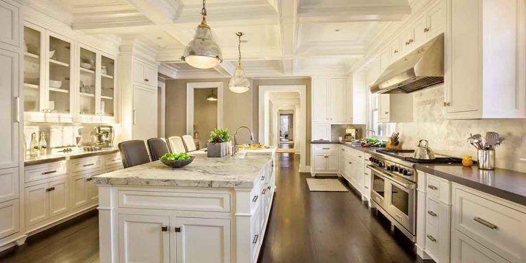 Classic Kitchen Features in a Modern Remodel